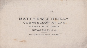 Matts Business Card